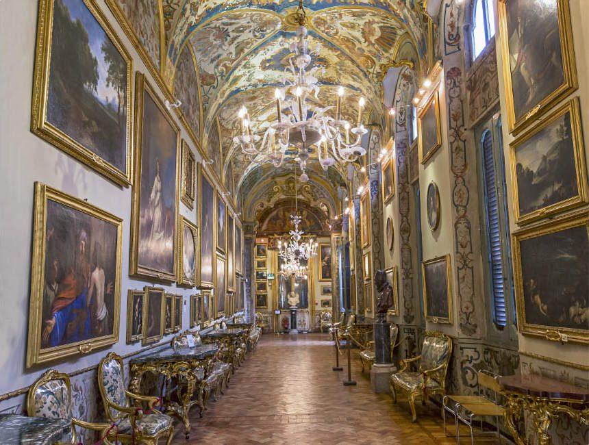 galleria pamphilj activiteiten rome