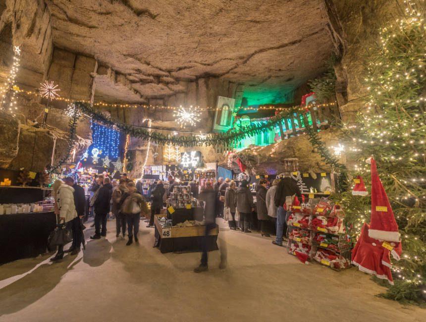 gemeentegrot valkenburg kerstmarkt