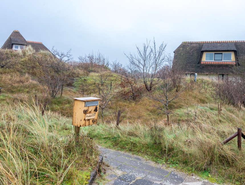 nationaal park schiermonnikoog huisjes