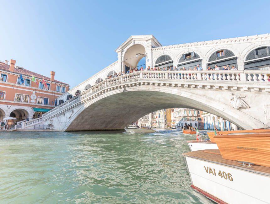 rialtobrug dingen om te zien in Venetie
