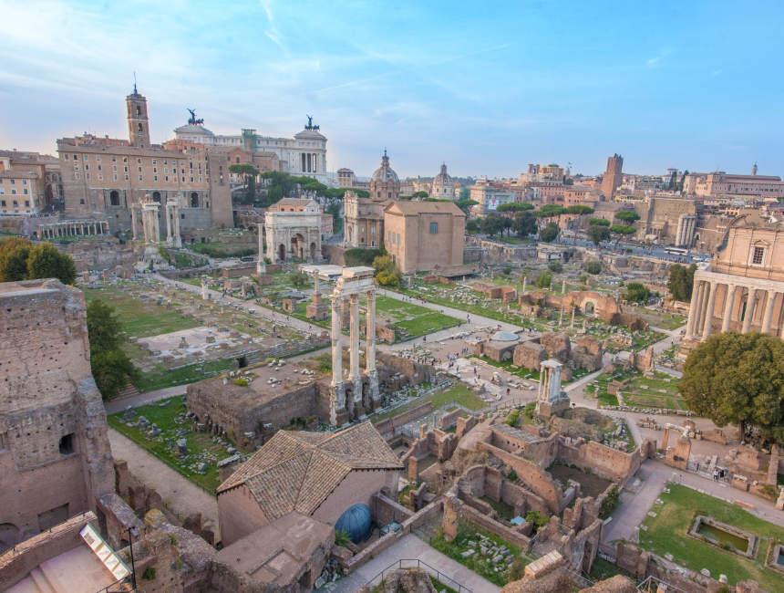 romeinse forum romanum