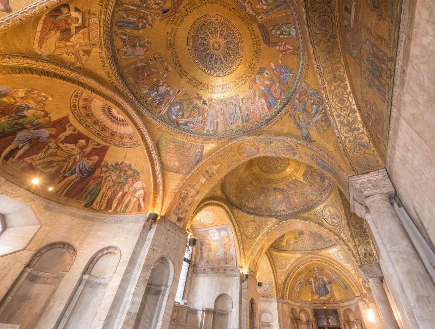 San Marco basiliek dingen om te doen Venetie