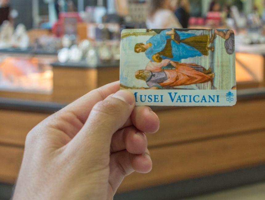 tickets vaticaans museum