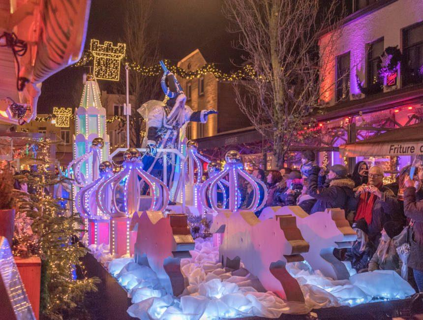 valkenburg kerstparade