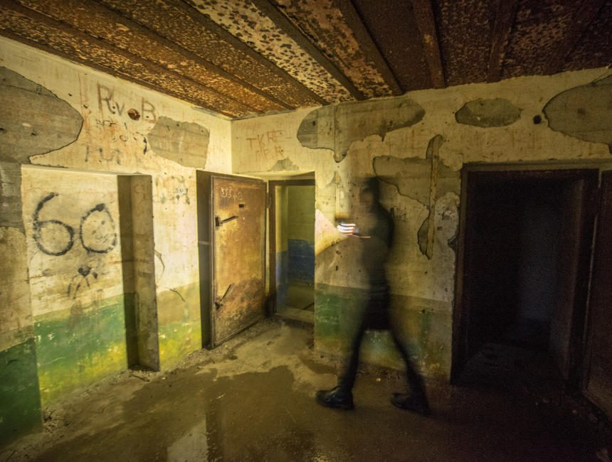 wassermann bunker schiermonnikoog