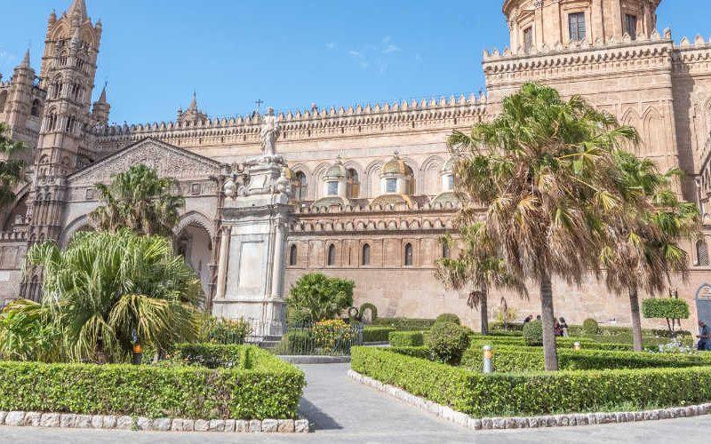 Bezienswaardigheden Palermo