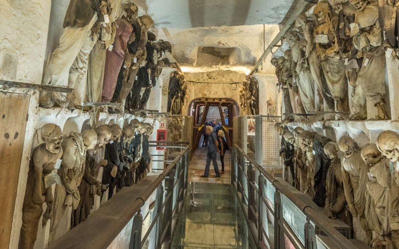 catacomben palermo