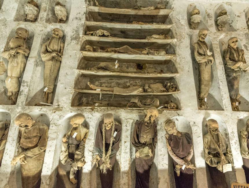 catacomben Palermo bezienswaardigheden