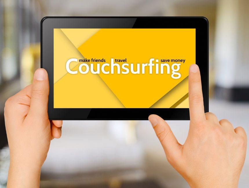 couchsurfing alleen reizen