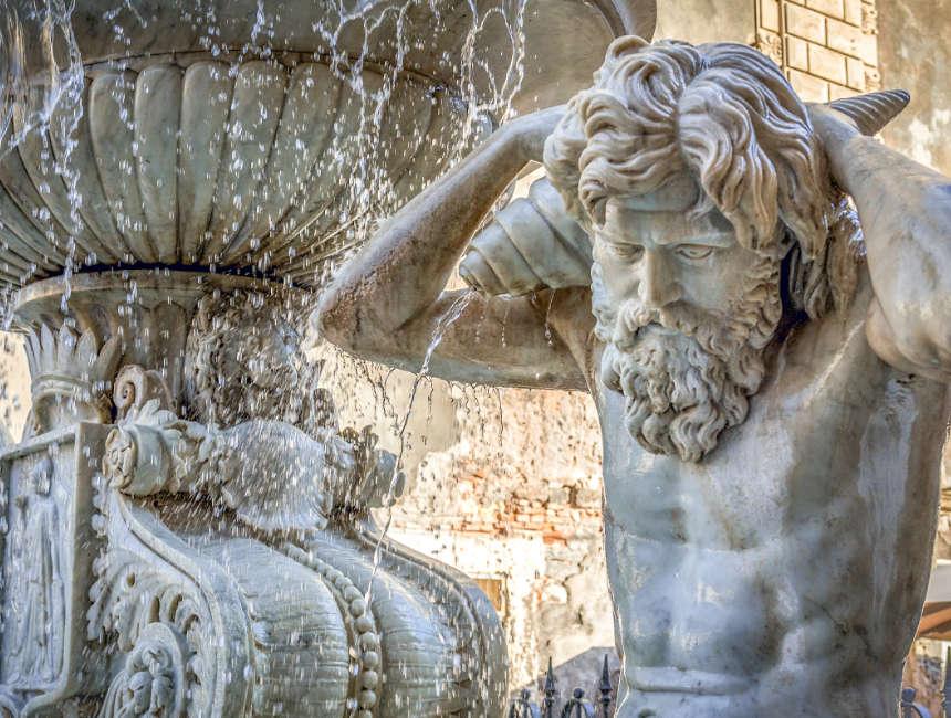 fontana dell'amenano dingen om te doen catania