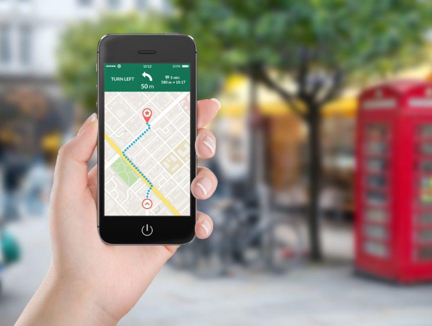 Google Maps gebruiken op reis