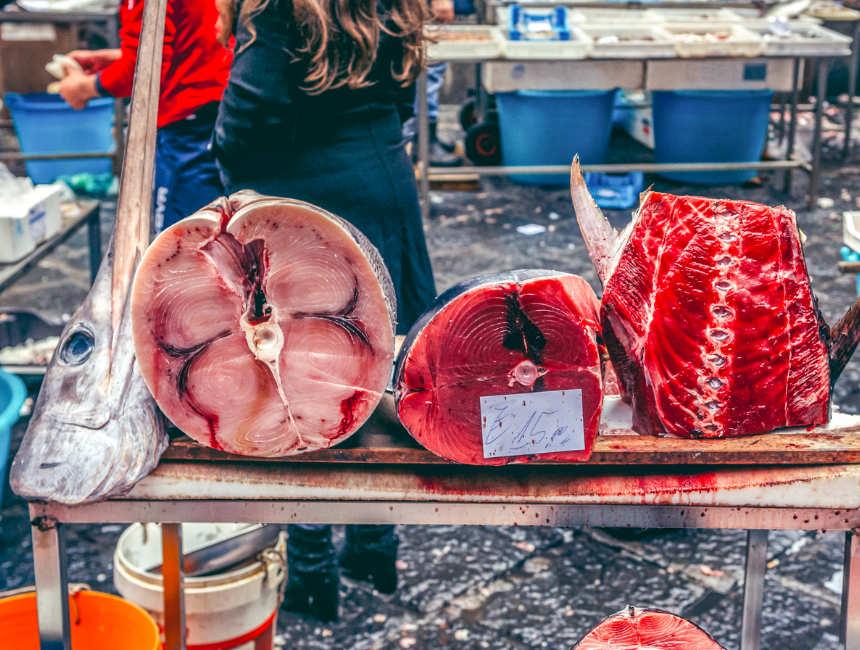 la pescheria catania bezienswaardigheden
