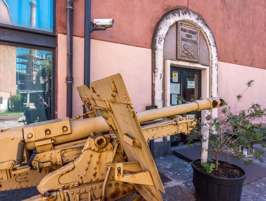 museo dello sbarco bezienswaardigheden sicilie catania