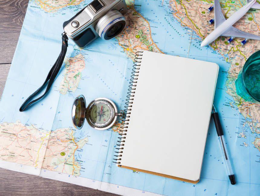 plan je reis zelf
