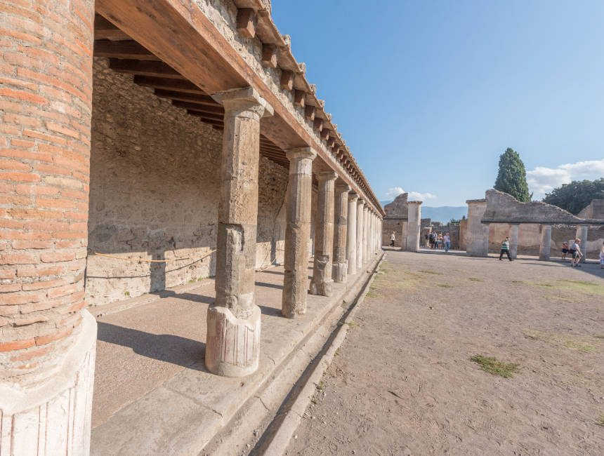 pompei badhuizen