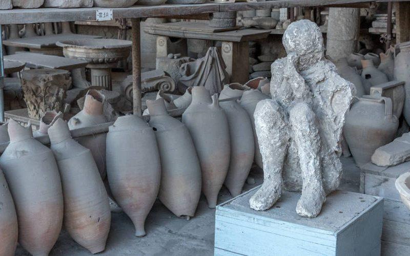 pompeii bezoeken