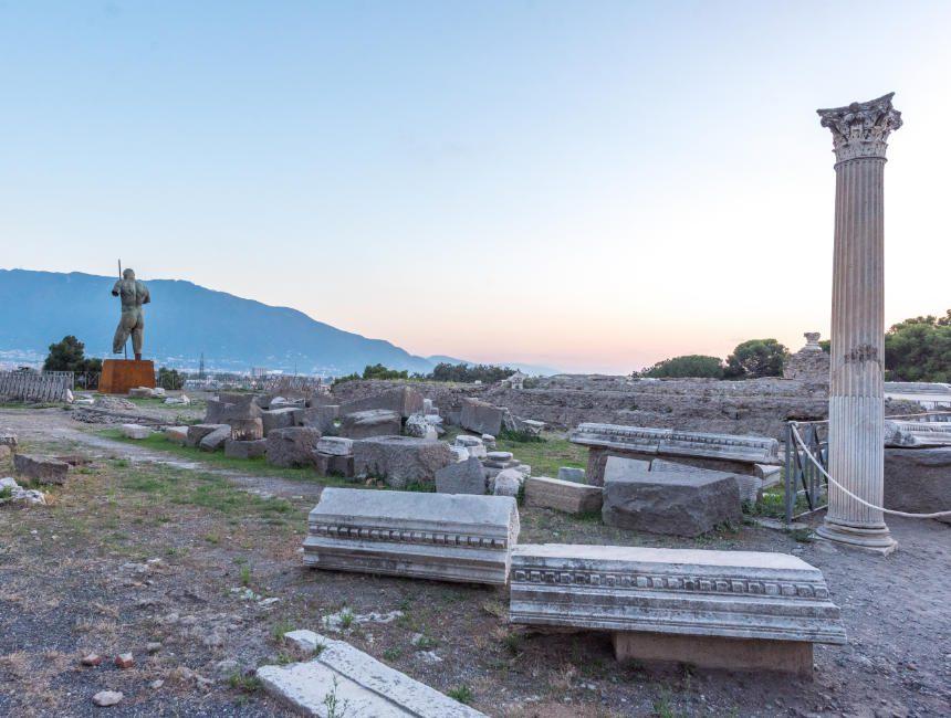 pompeii italie