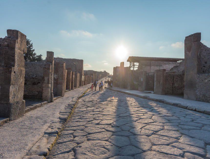 pompeii straten