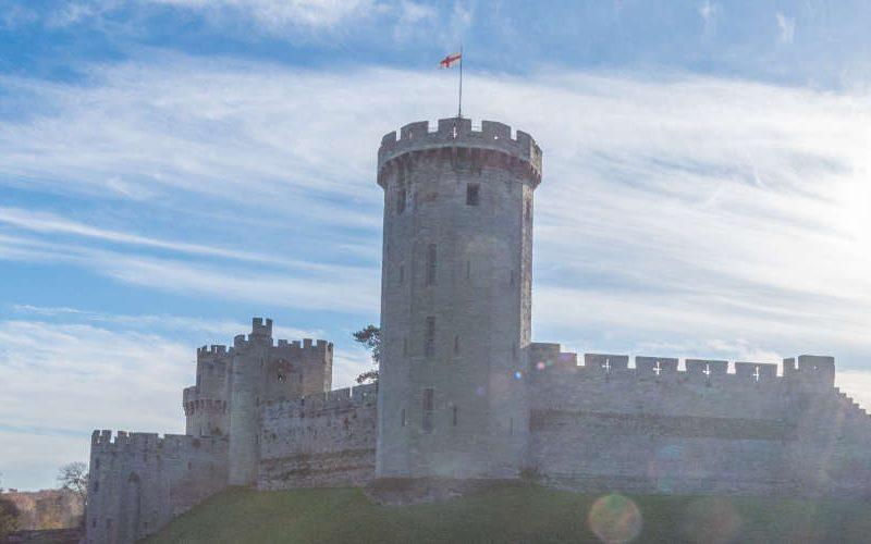 Warwick castle birmingham