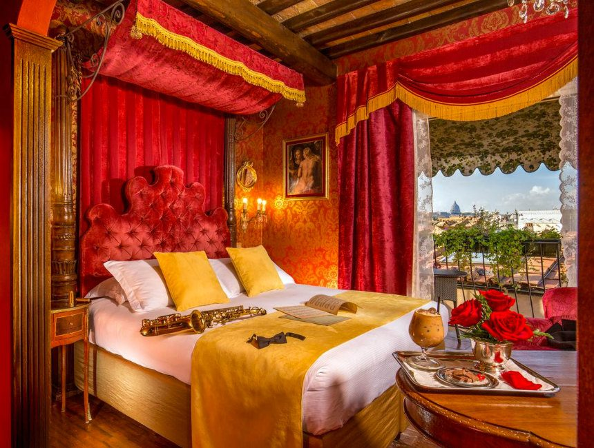 Hotel Campo de' Fiori Rome Hotels