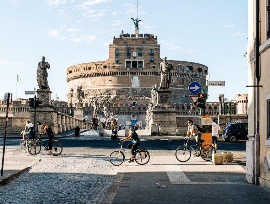 Rome fiets