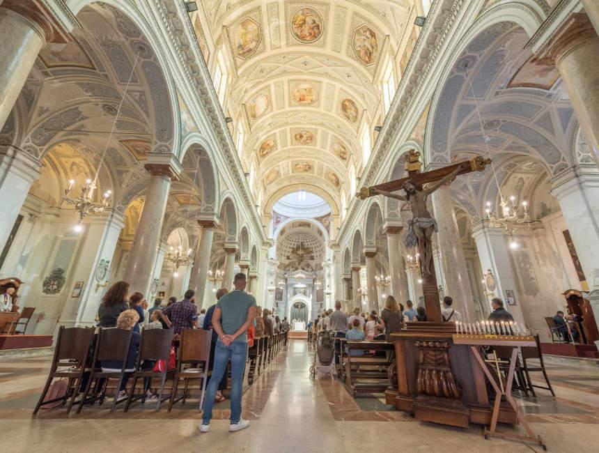 cattedrale di san lorenzo bezienswaardigheden trapani