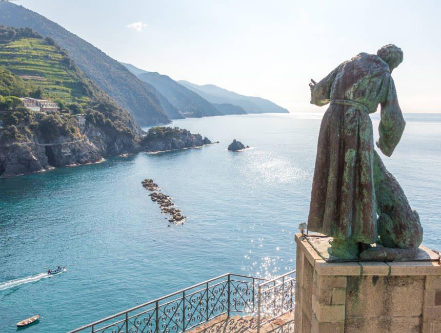 Cinque Terre bezoeken