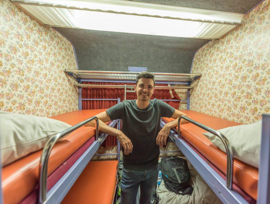 langeafstandstrein marokko tanger