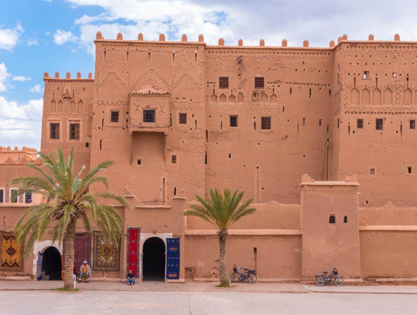 marokko vliegtickets