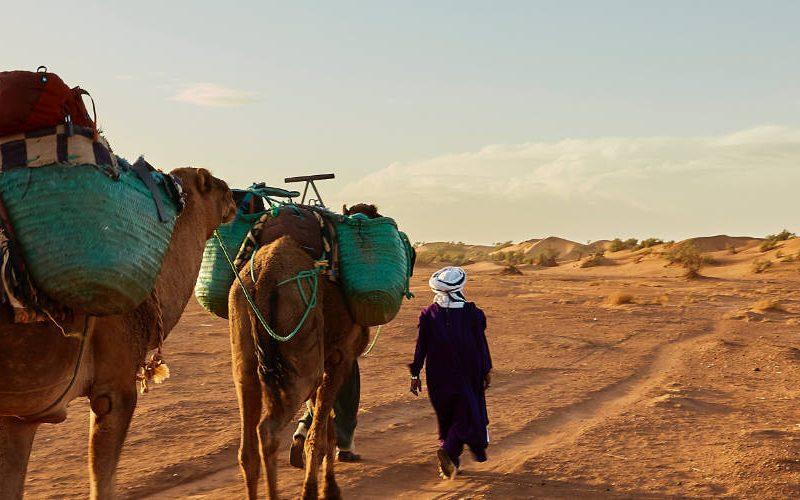 vliegtickets marokko