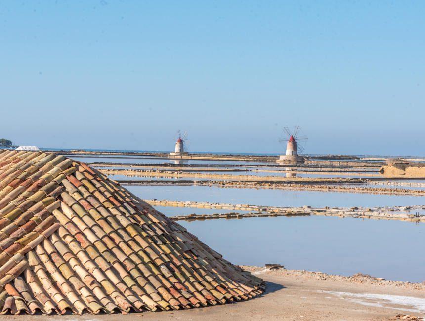 zoutpannen van trapani bezienswaardigheden