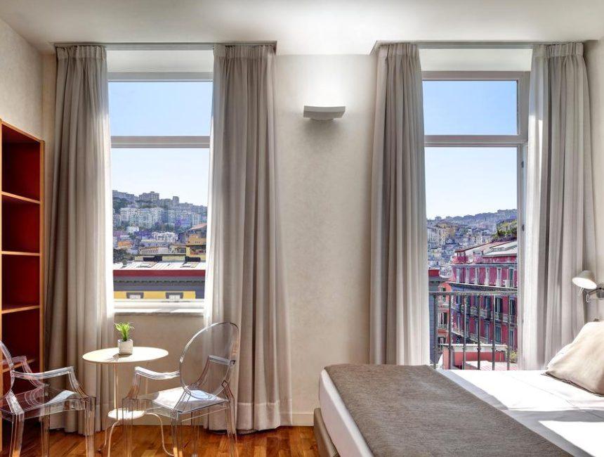Hotel Piazza Bellini Napels