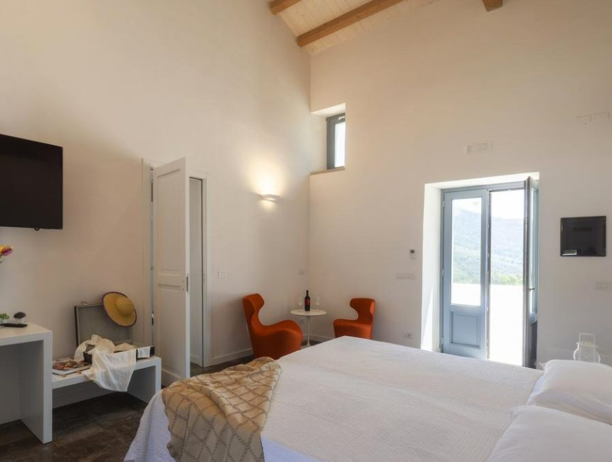 hotels Sicilië Borgo d'Orlando