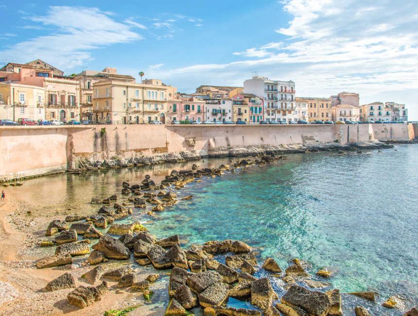 syracuse sicilie italie