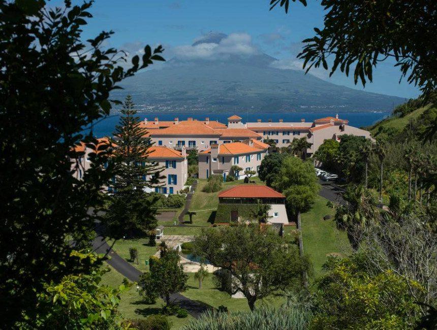 Azoris Faial Garden hotel Azoren