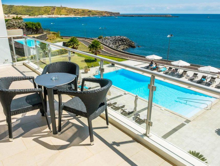 Atlantido Mar hotel Azoren