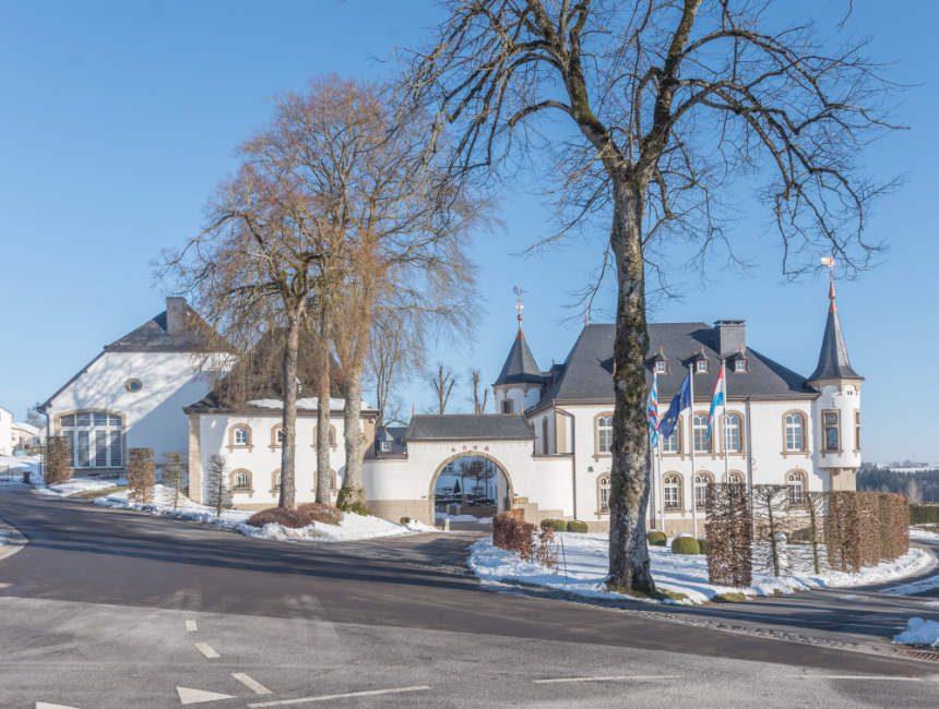 chateau d'urspelt luxemburg
