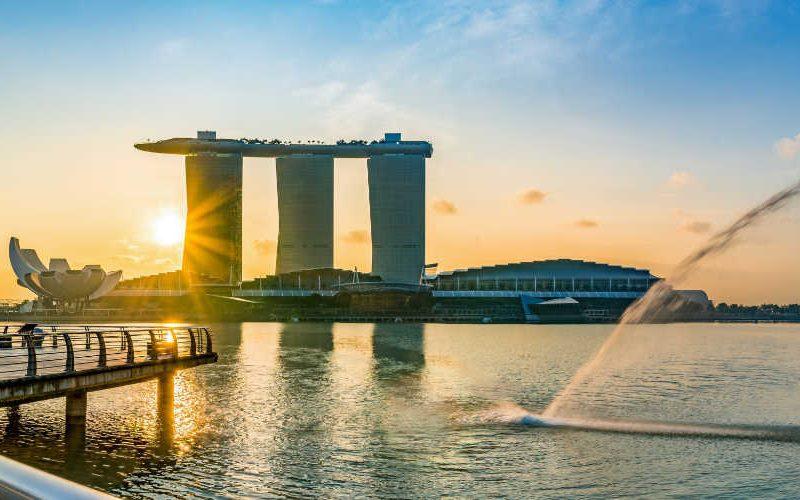 bezienswaardigheden Singapore