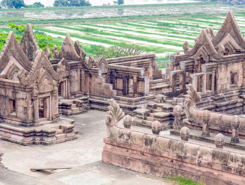 preah vihear cambodja dingen om te doen
