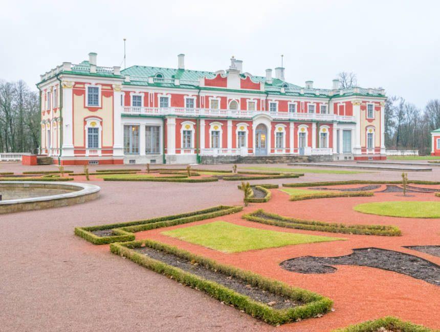 Tallinn bezienswaardigheden kadriorgpaleis