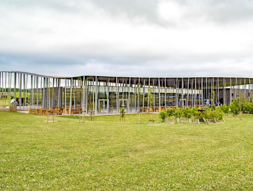 bezoekerscentrum stonehenge