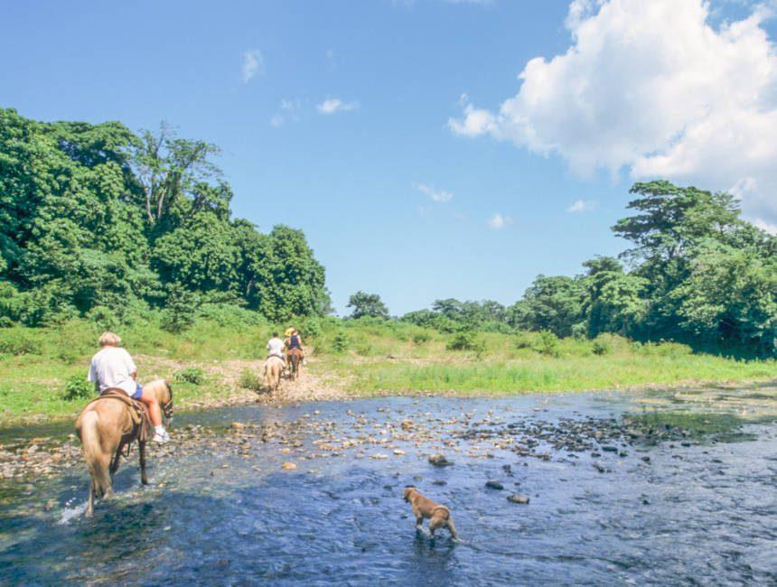 paardrijden binnenland dominicaanse republiek