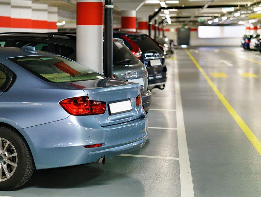 parkeren luchthaven Zaventem