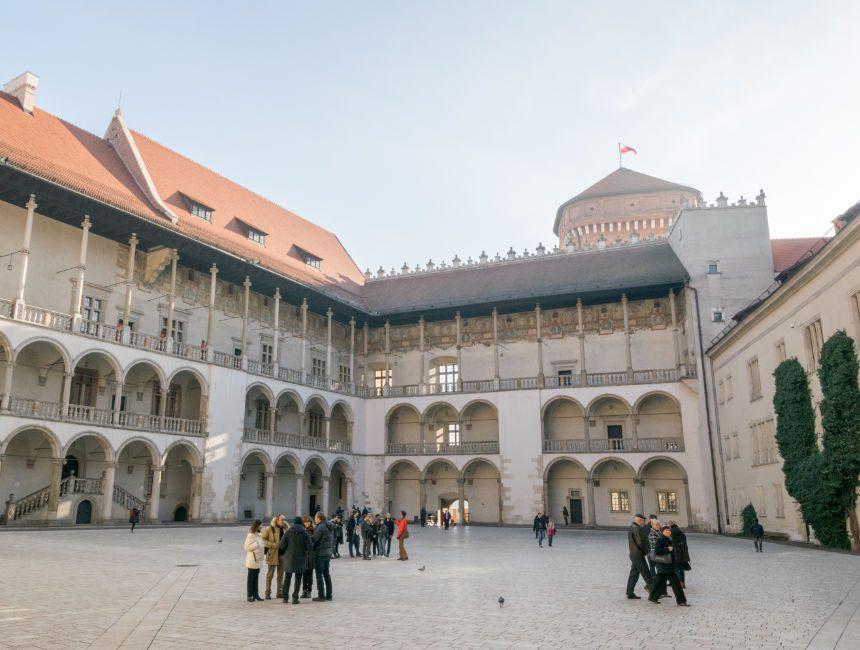 wat te doen in Krakau kasteel van wawel