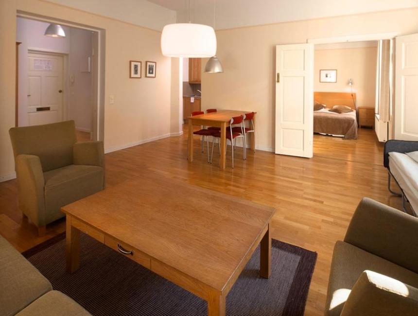Aparthotel Hellsten Helsinki Senate