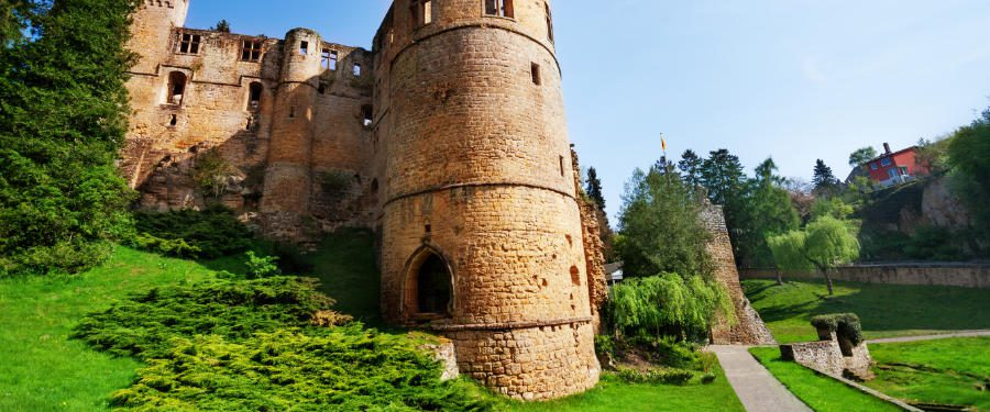 beaufort kasteel luxemburg