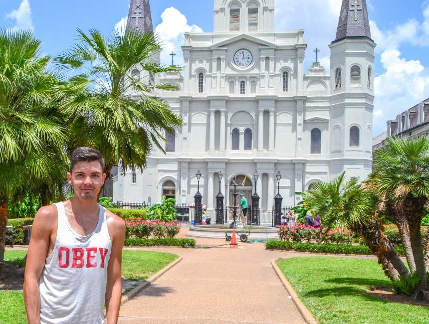 bezienswaardigheden New Orleans