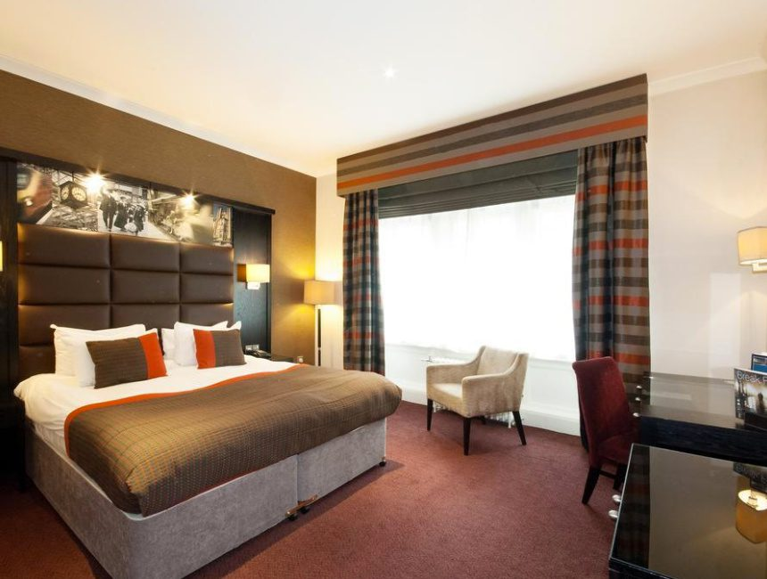 Grand Central Hotel Glasgow rondreis Schotland
