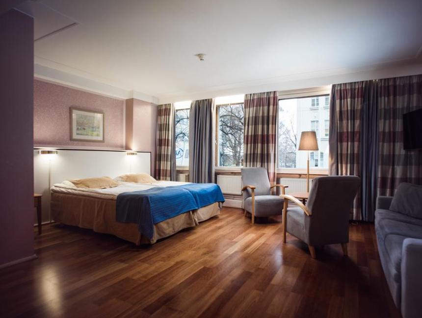hotel Arthur Helsinki bezienswaardigheden
