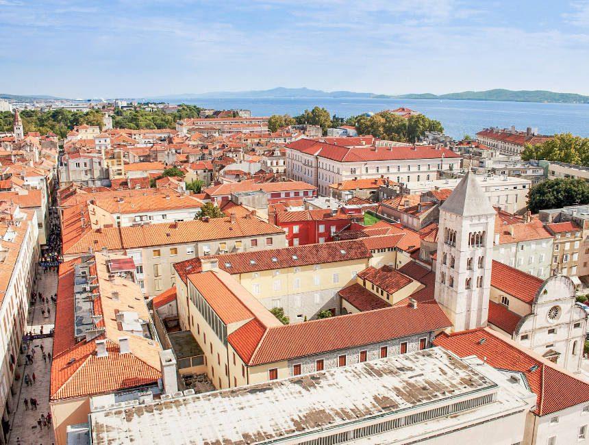 individuele rondreis kroatie zadar